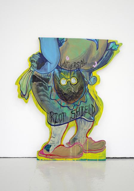 , 'Universal Riot Shield,' 2018, Jhaveri Contemporary