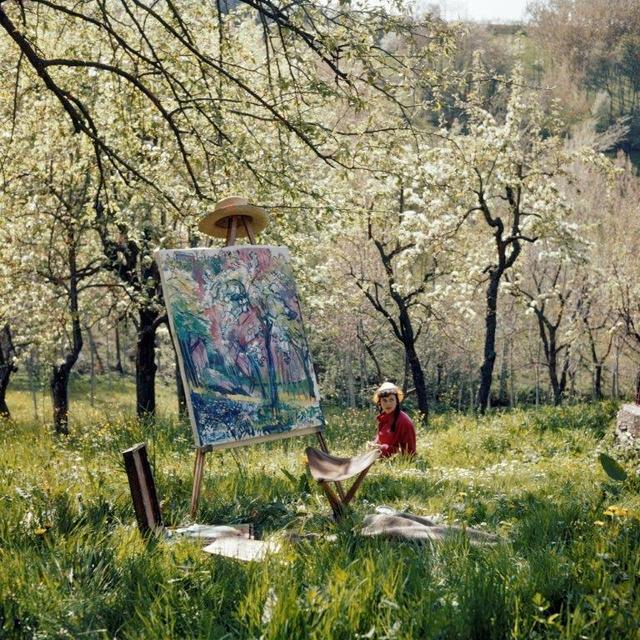 , 'Florette, Opio,' 1960, Opiom Gallery