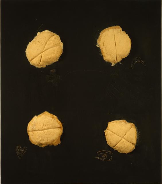 , 'Quatre,' 1992, Galeria Carles Taché