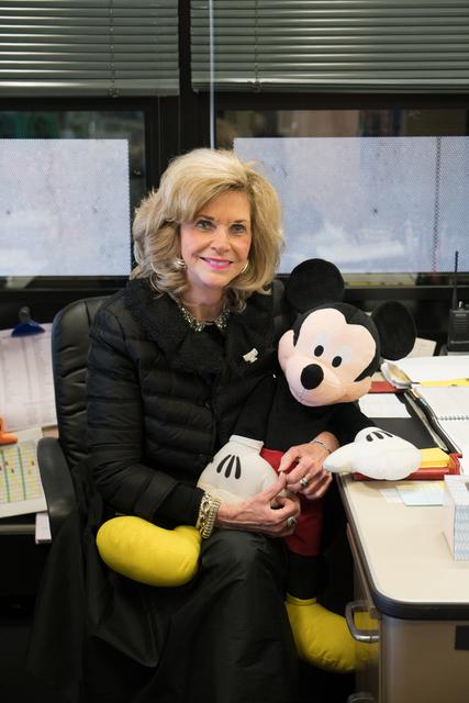 , 'Kathleen Hagstrom, Walt Disney Magnet Elementary School,' 2018, Geary