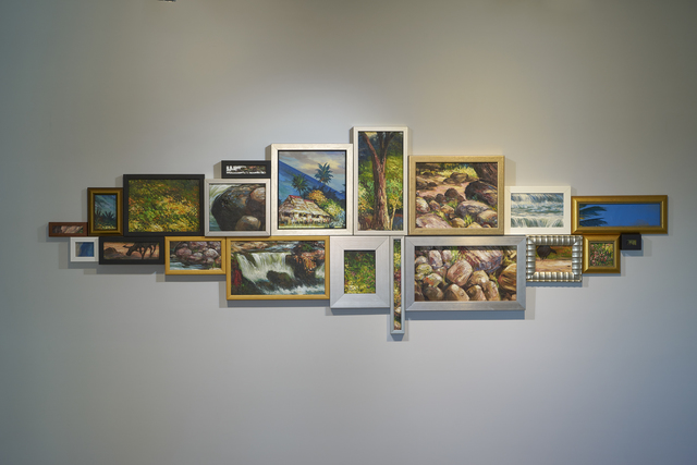 , 'Landscapes: Mabini Art Project 1,' 2016, Mind Set Art Center