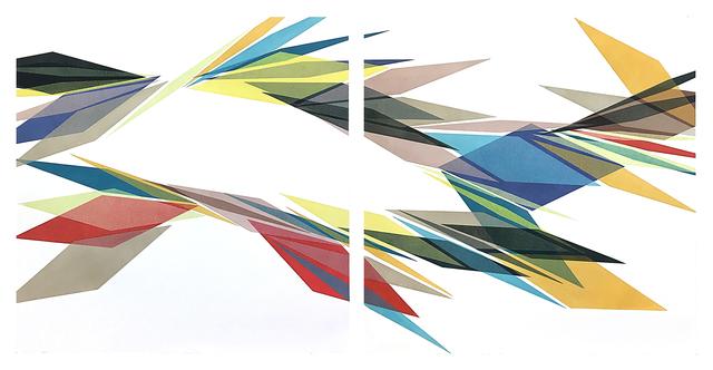 , 'Umbra: RD5,' 2017, Pele Prints
