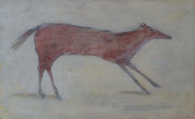 , 'Stone Age Horse,' , Gateway Gallery