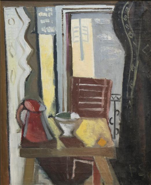 , 'Still life,' ca. 1950, Gallerí Fold