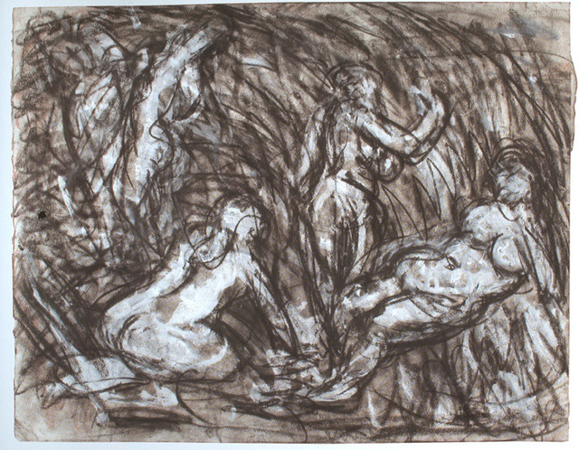 , 'From Cezanne: The Temptation of St. Anthony,' 1980-1988, rosenfeld porcini