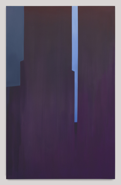, 'In Absentia (Brilliant Blue-Deep Magenta),' 2018, Night Gallery