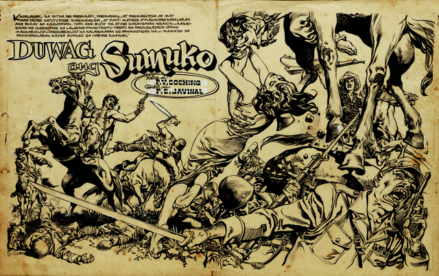, 'Duwag ang Sumuko,' 1963, Ayala Museum
