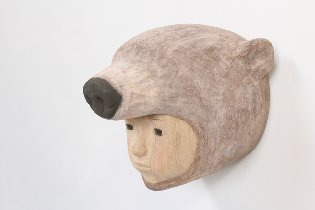 , 'Brown Bear,' 2017, Haw Contemporary