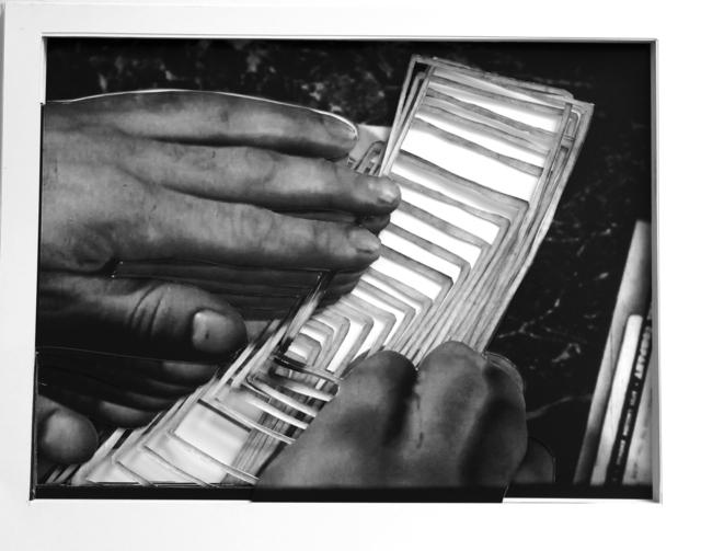 , 'Kristall (What is money I),' 2015, Raum mit Licht