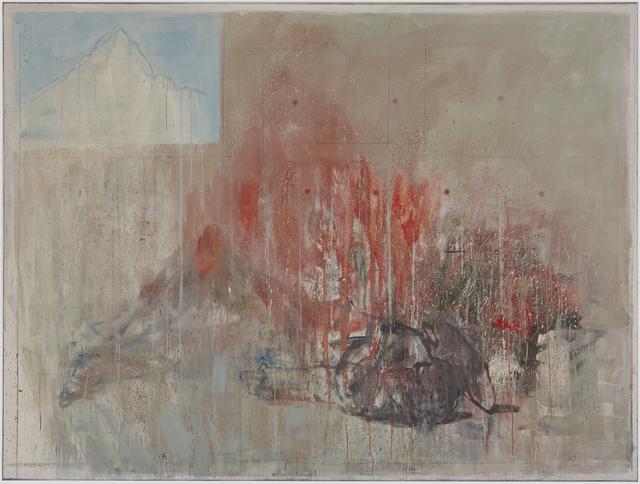 , 'interno - la caduta,' 2014, rosenfeld porcini