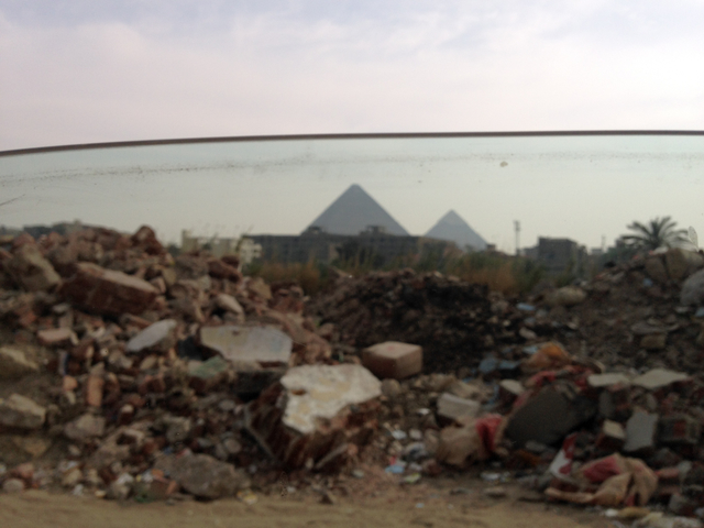 , 'Cairo Oblique,' 2014, Pierogi