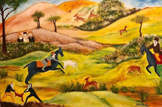 Tasaduq Sohail, 'untitled ', 2014, Eye For Art Houston