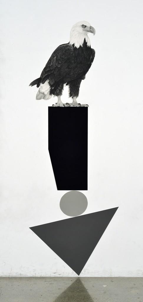 Karl Haendel, 'Perched Eagle', 2018, Wentrup