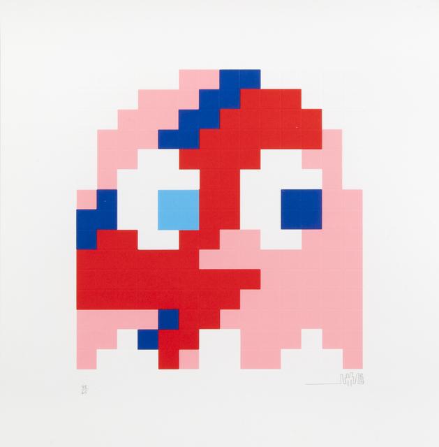 Invader, 'Alladin (Pink)', 2014, Julien's Auctions