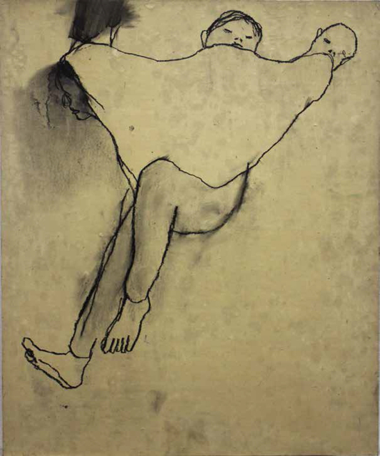 , 'Cobertor,' 2015, Casa Triângulo