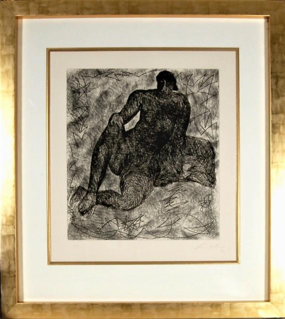 Sandro Chia, 'Sitting Lady', 1984, Joseph Grossman Fine Art Gallery