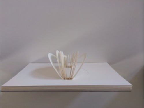 , '0'09,' 2013, Nube Gallery
