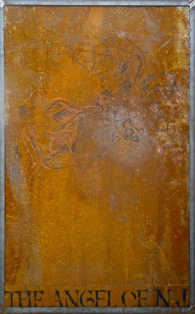 Komar & Melamid, 'The Angel of New Jersey', 1990, Vohn Gallery