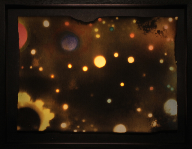 Paul Chojnowski, 'Cosmos: Violet Planet', 2016, Carrie Haddad Gallery