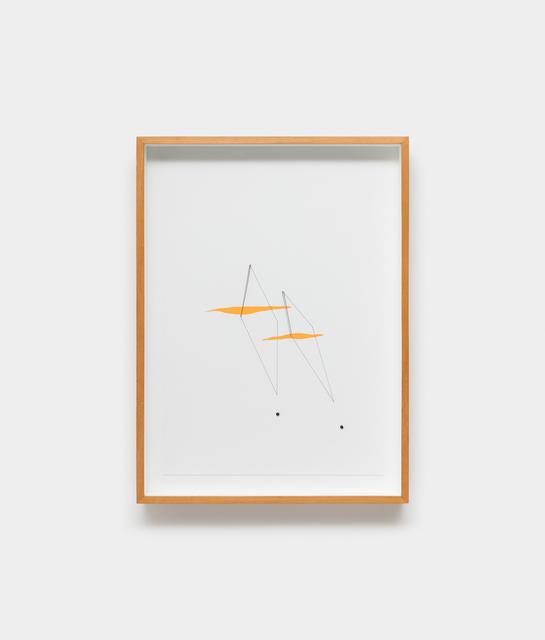 , 'Desenho,' 2004, Galeria Raquel Arnaud