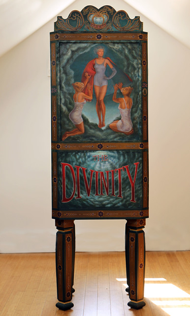 , 'The Divinity,' 2011, Jonathan LeVine Projects