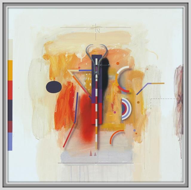 , 'El Nahual,' 2017, La Galería