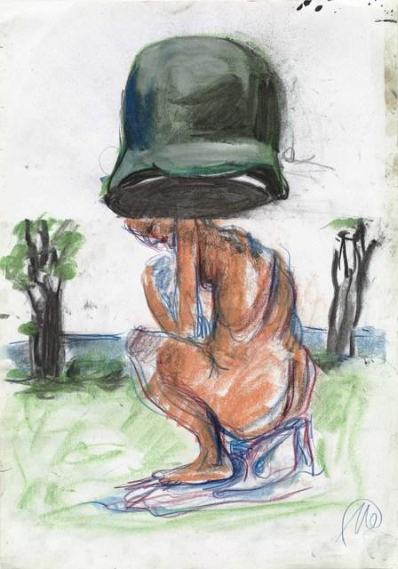 , 'Ohne titel,' 2014, Suzanne Tarasieve