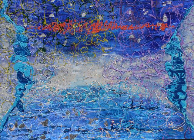 , 'Alive in the River,' 2018, J. Cacciola Gallery