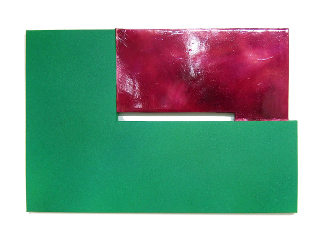 , 'greencandyapple,' 2010, Gallery House