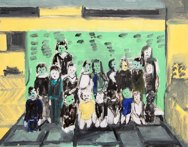 Carla Repice, 'Class photo ', 2016, Equity Gallery