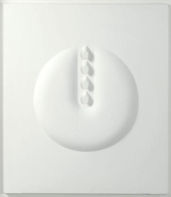, 'Bianco ,' 1966, Cortesi Gallery