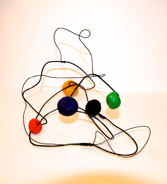 Anya Myagkikh, 'Molecule of Imagination  ', 2018, Alessandro Berni Gallery
