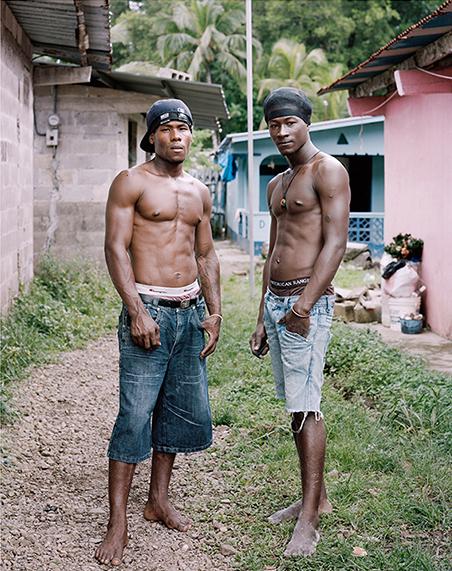 , 'Brothers, Portobelo, Panama,' 2011, Lora Reynolds Gallery