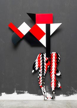 , 'Transgeométrica #5,' 2013, Casa Triângulo