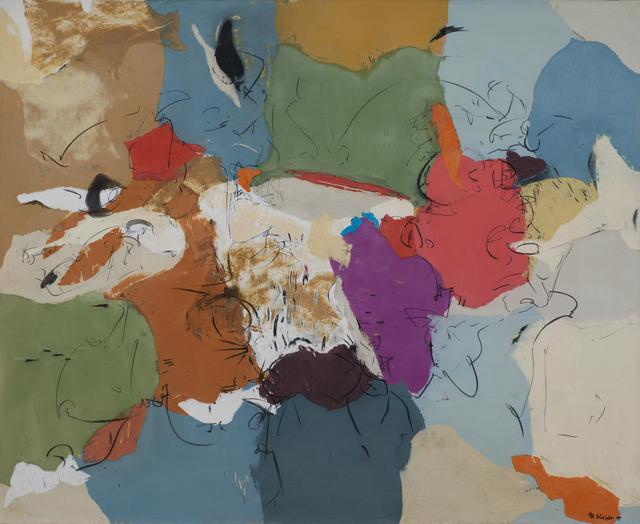 , 'Carnival II,' 1996, Ellsworth Gallery