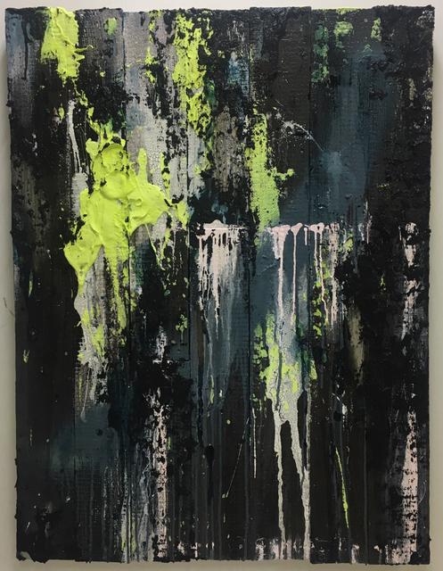 , 'trace / wood #48,' 2017, MAHO KUBOTA GALLERY