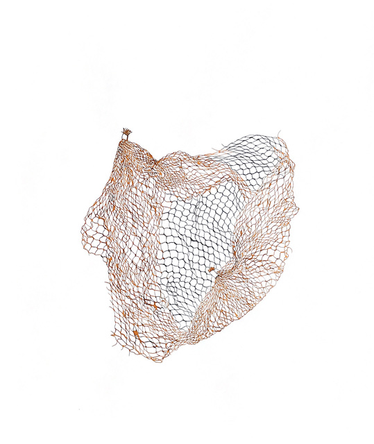 , 'Netted Bag 19,' 2018, ArtHelix Gallery