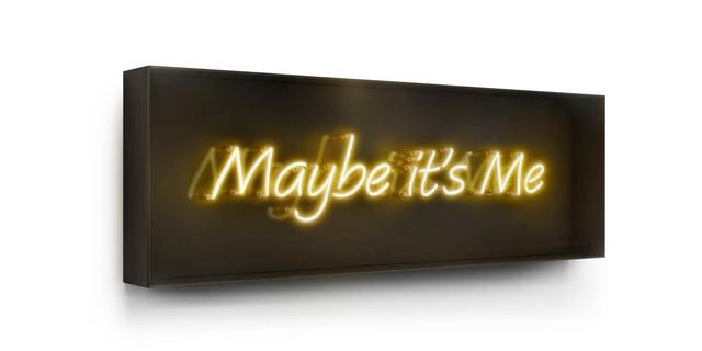 David Drebin, 'Maybe It's Me', 2015, Isabella Garrucho Fine Art