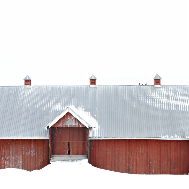 , 'Fairfield Barn 1,' 2017, West Branch Gallery