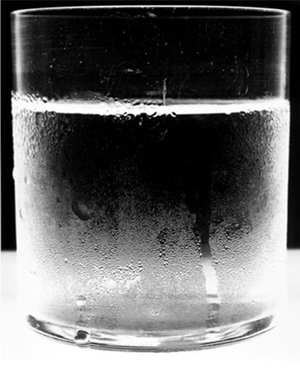 , 'Water Glass #1,' 2004, JHB Gallery