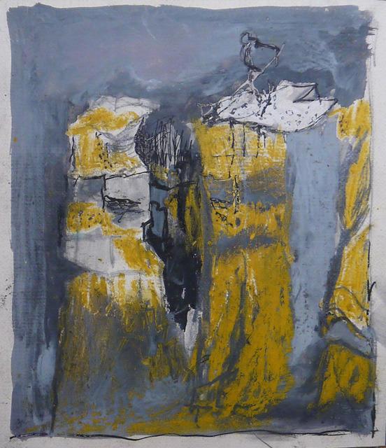 , 'Limestone Quarry,' 1943, Osborne Samuel