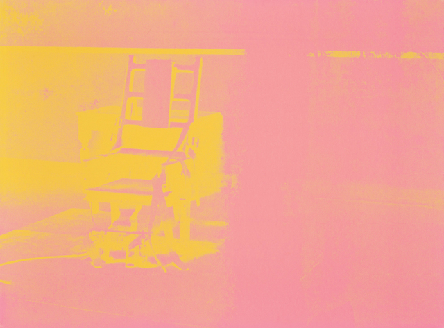 Andy Warhol, 'Electric Chair', 1971, Phillips