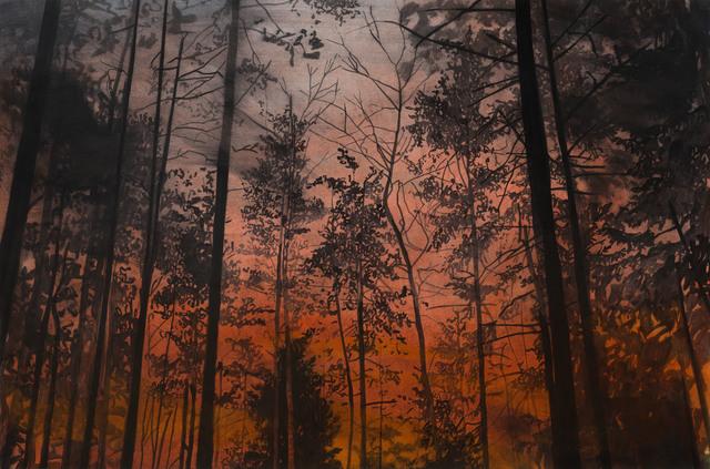 , 'Morgenlicht,' 2015, Galerie Kleindienst