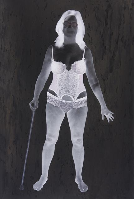 , 'Paperdoll 23,' 2009, Nohra Haime Gallery