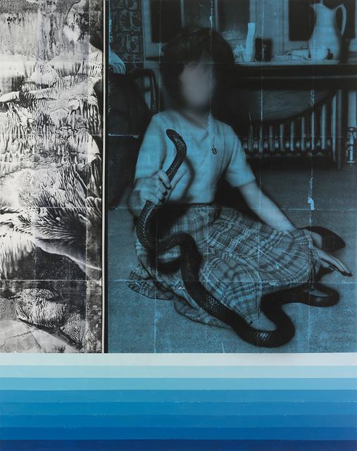 , 'Me and the Devil (color palette series),' 2017, Zeno X Gallery