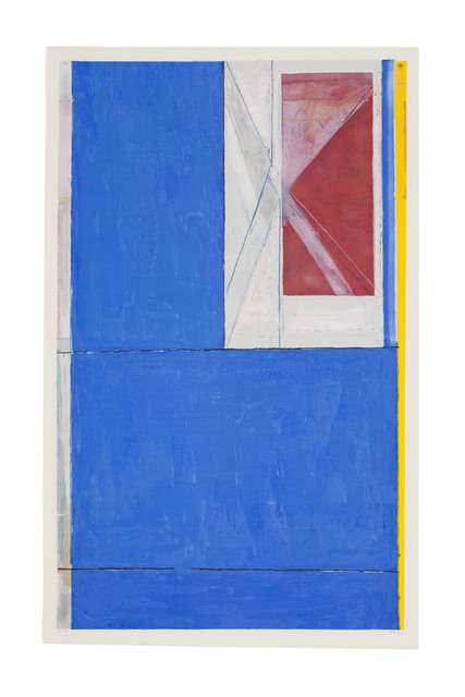 , 'Blue,' 1984, William Shearburn Gallery