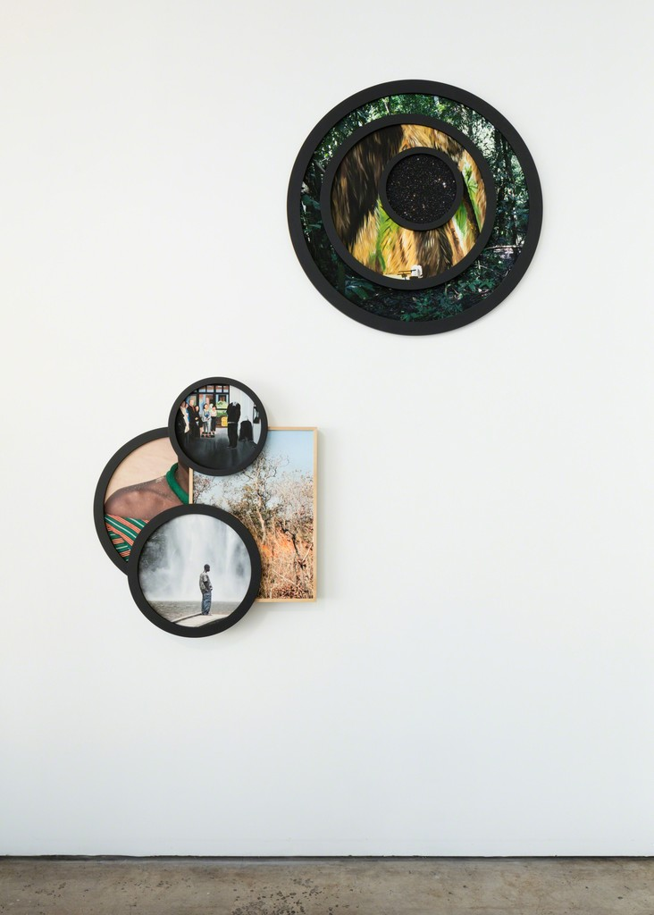 Todd Gray: Time Machine / Hippie Dandy, Installation view, Meliksetian | Briggs, 313 N. Fairfax Ave. Los Angeles, June 10 - August 13, 2016.