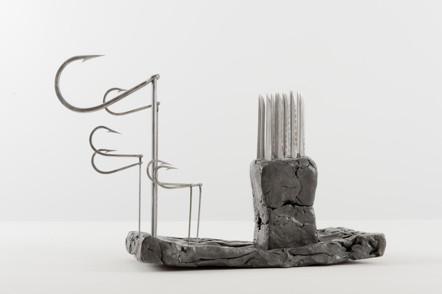 , 'Monument aux vivants,' 1976, Galerie Christophe Gaillard