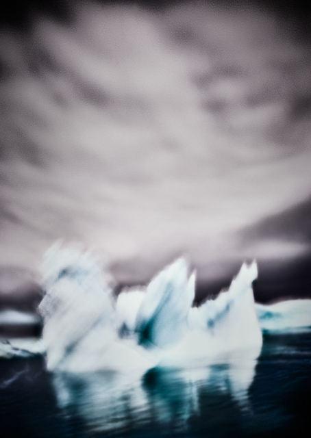 , 'Active Sound, Antarctica,' 2020, Von Lintel Gallery