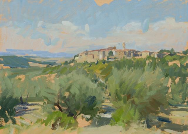 , 'Castelmuzio,' 2016, Grenning Gallery